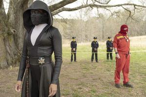 Watchmen Regina King