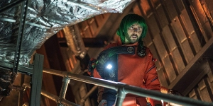 Doctor Who James Buckley